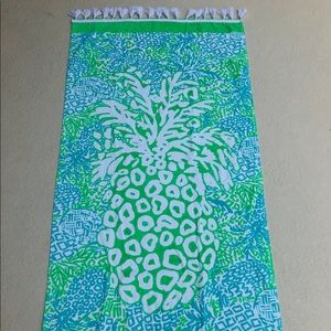 🌸Lilly Pulitzer Beach Towel
